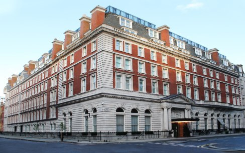 Berners Hotel, Berners Street, Marylebone, London
