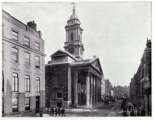 St George Hanover Square