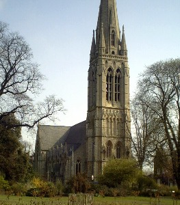 St Mary's Church, Stoke Newington