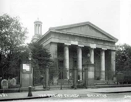 St Matthew's Church, Brixton