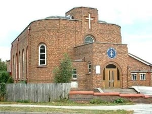 West Orchard United Reformed Church, Coventry