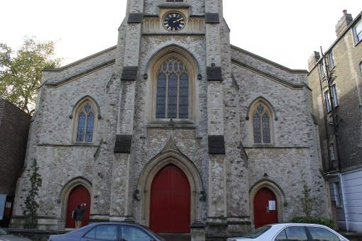 St Paul's Onslow Square
