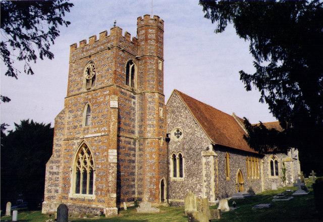 St Andrew's Church, Bradfield, Berkshire