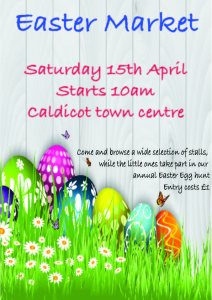 Easter Market Day @ Caldicot Town Centre | Wales | United Kingdom