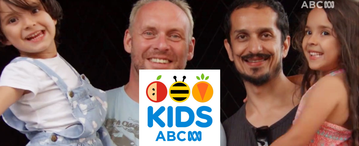 ABC's 'Play School' features family with two gay dads