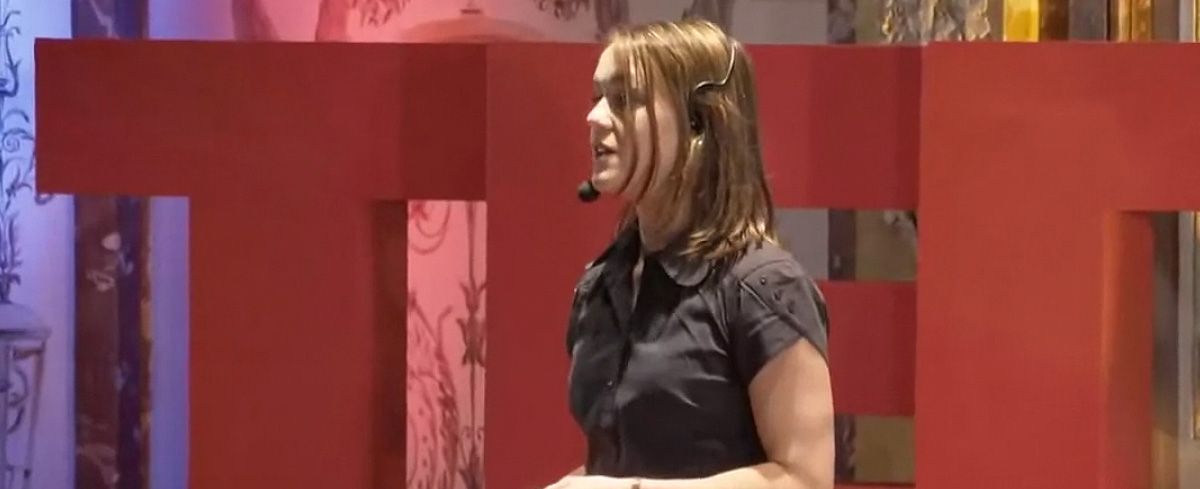 TEDx speaker says, 'pedophilia is a natural sexual orientation'