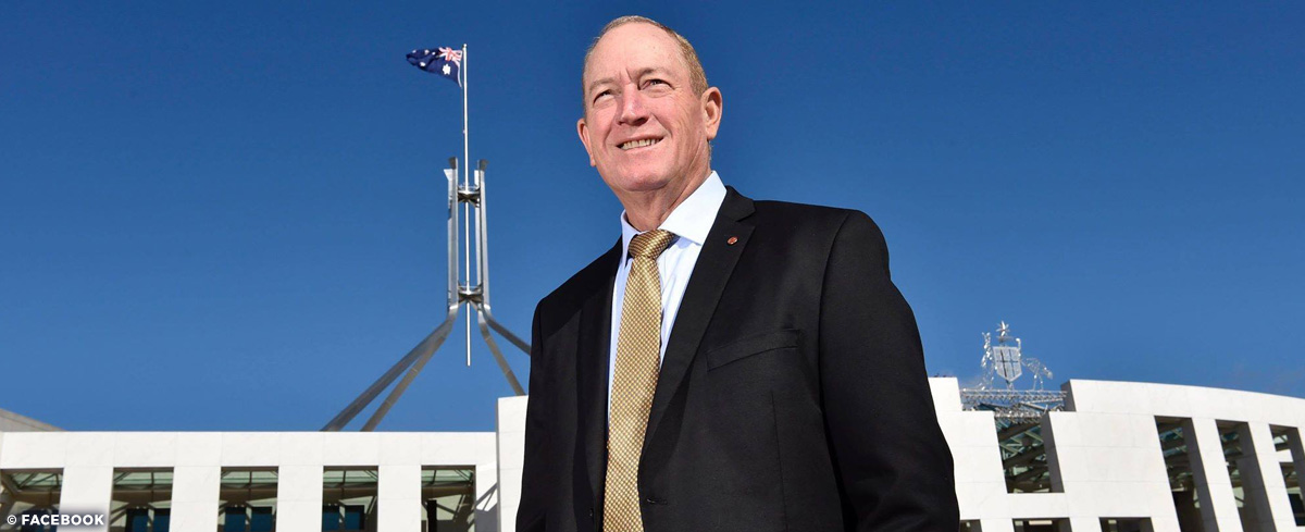 The Lynching of Fraser Anning