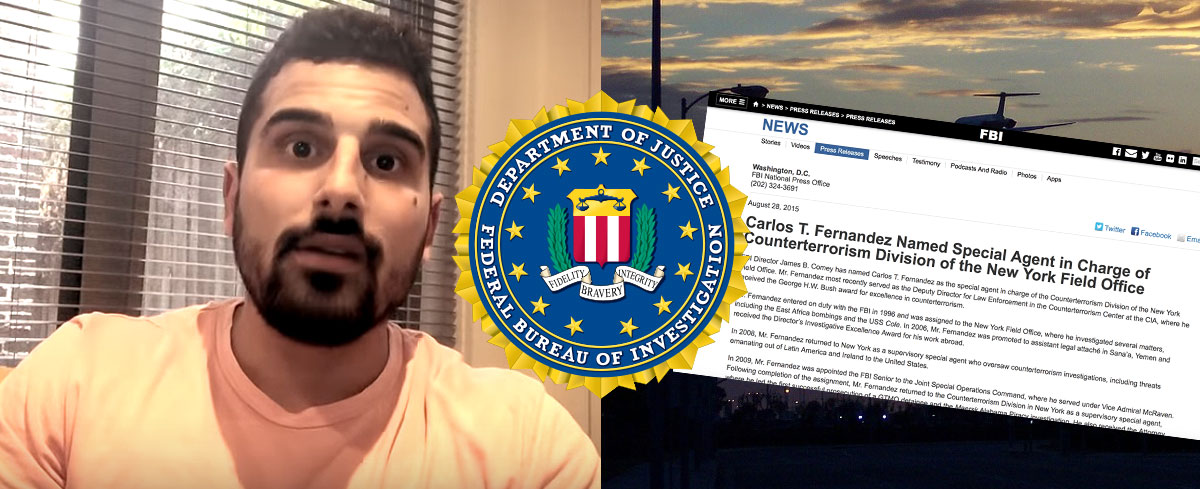 "WATCH: Comedy Central accused of ""colluding"" with the FBI, links revealed"