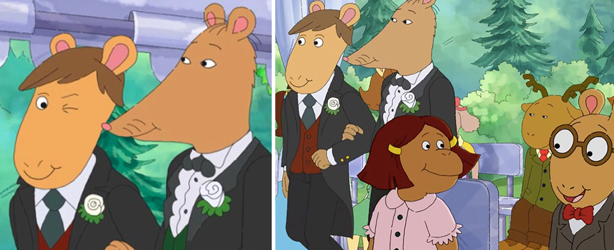 Alabama Public Television refuses to air 'Arthur' episode featuring a homosexual wedding