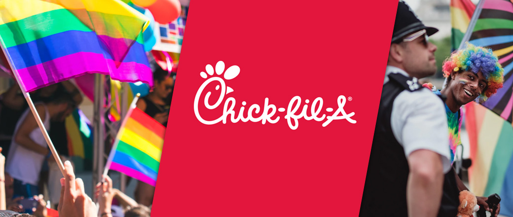 LGBTQ activists force Chick-fil-A to close first UK outlet for donating to Christian charities