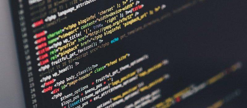 Custom code in a text editor