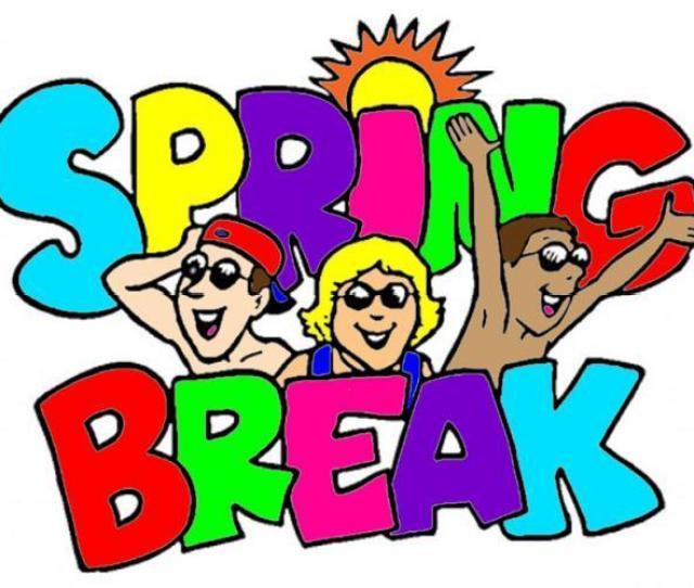 Spring Break Holiday No School