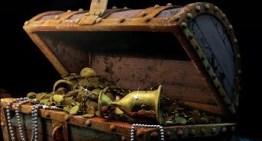 Cover for Blackbeard's Lost Treasure revealed!