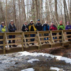 2013 Winter Hike & Annual Potluck