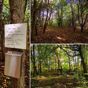 Hockley Hollow Overnight Rest Area