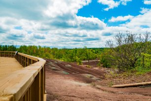 Cheltenham Badlands-Boardwalk