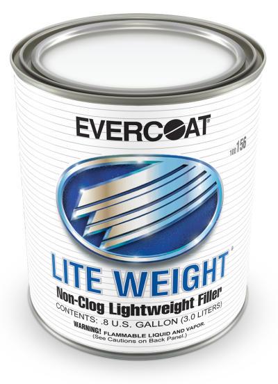 evercoat lightweight filler