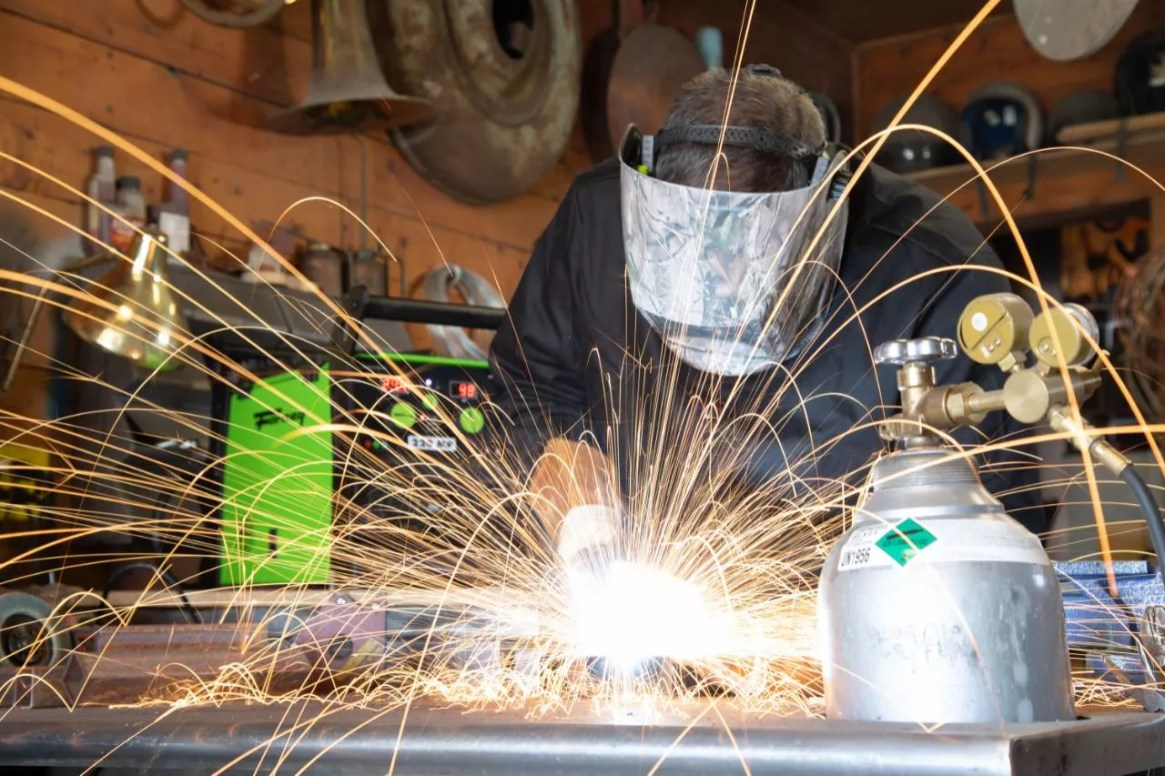 forney welding