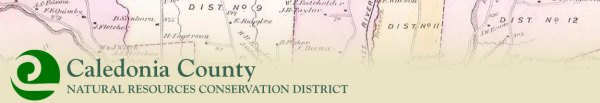 Caledonia County Natural Resources Conservation District ...