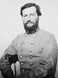 Lt.Gen. S.D. Lee - circa 1863