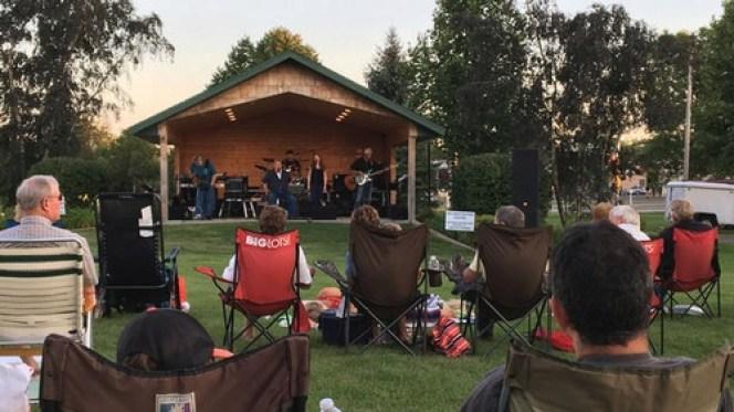 Bands in the Park 2019 - Pequot Lakes | Brainerd MN Lakes Calendar