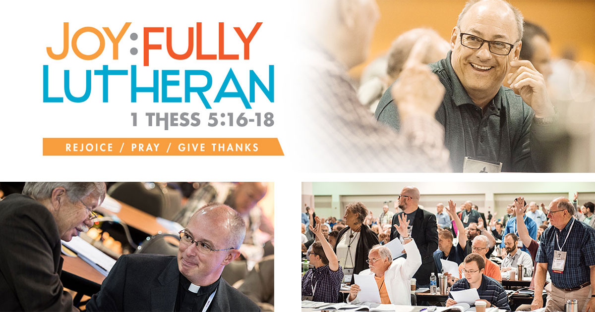 2019 lutheran churchmissouri synod national convention