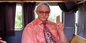 An Evening with Patch Adams @ Integral Yoga Institute | New York | New York | United States