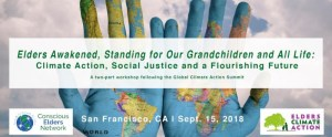 Be an Elder Standing for Earth and Humanity! @  First Unitarian Universalist Society of San Francisco