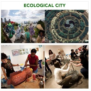 Climate Action - Art Build Workshops @ Two Bridges Neighborhood Council (Community Room)