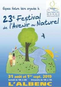 23rd Festival for a Natural Future (23e Festival de l'Avenir au Naturel) @ L'Albenc