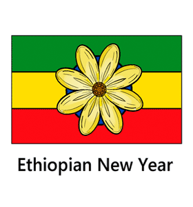 Ethiopian New Year's Day - US