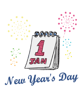 New Year's Day: Calendar, History, events, quotes & Fun Facts