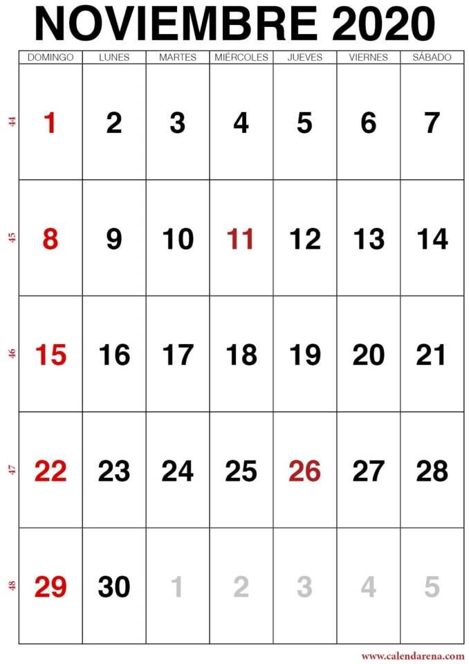 noviembre calendario 2020 retrato-2