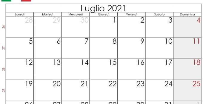Calendario luglio 2021 da stampare2