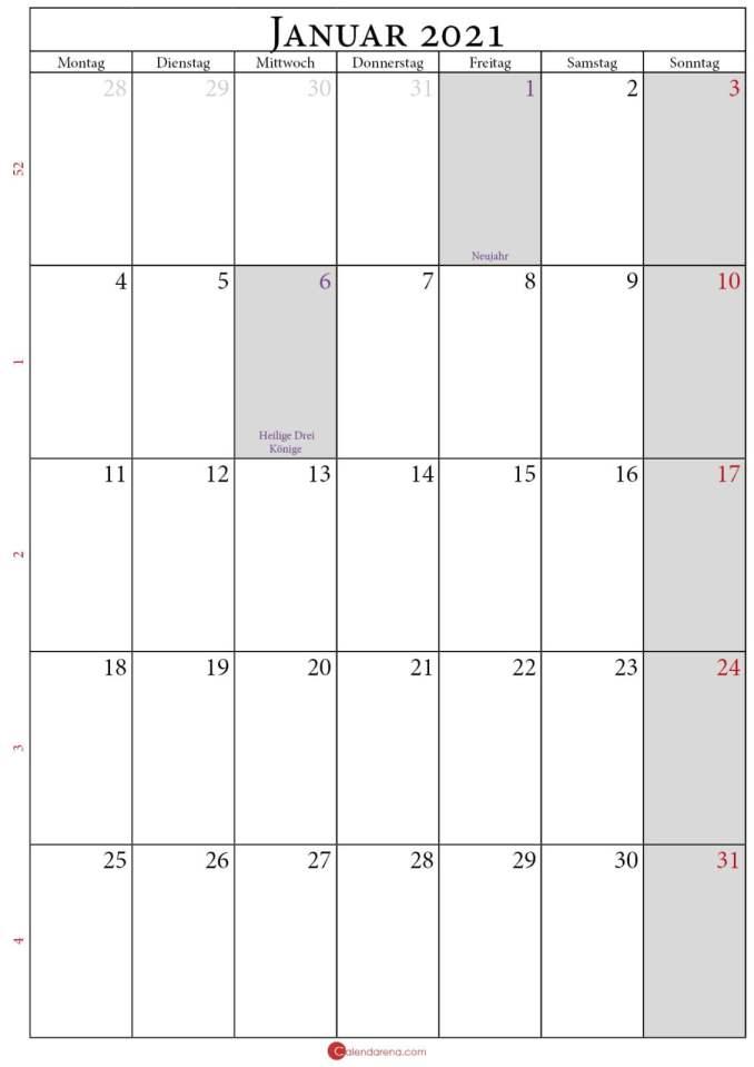 kalender januar 2021_Hochformat1