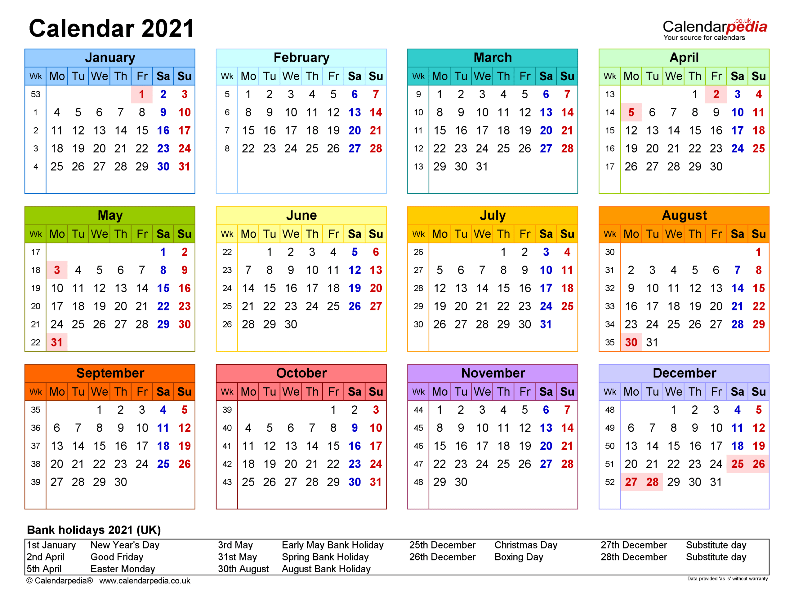 18/08/2021· for personal use only, not to be copied, distributed, altered, or sold. Printable Yearly Full Moon Calendar For 2021   Calendar ...
