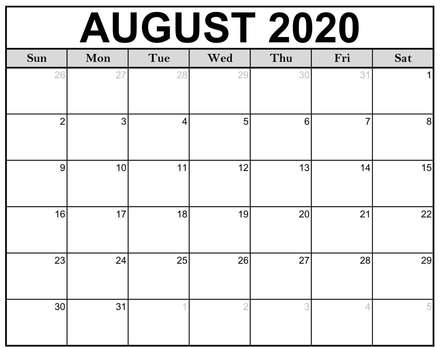 It seems like everyone is busier these days, and keeping up with everything from work deadlines to kids' sports practices to your pet's vet appointments can make things complicated — there's a lot to juggle, after all. Individual Monthly Printable Calendars For 2020 And 2021 ...