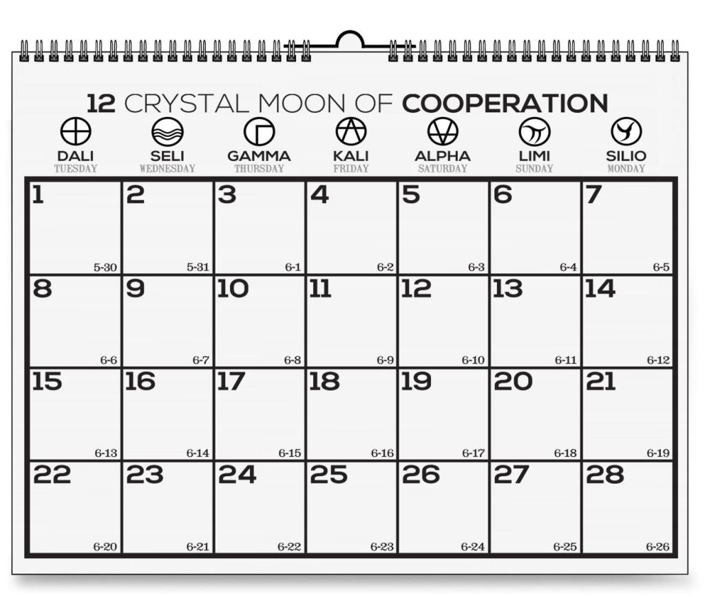 calendar change and day out of time bridges between worlds