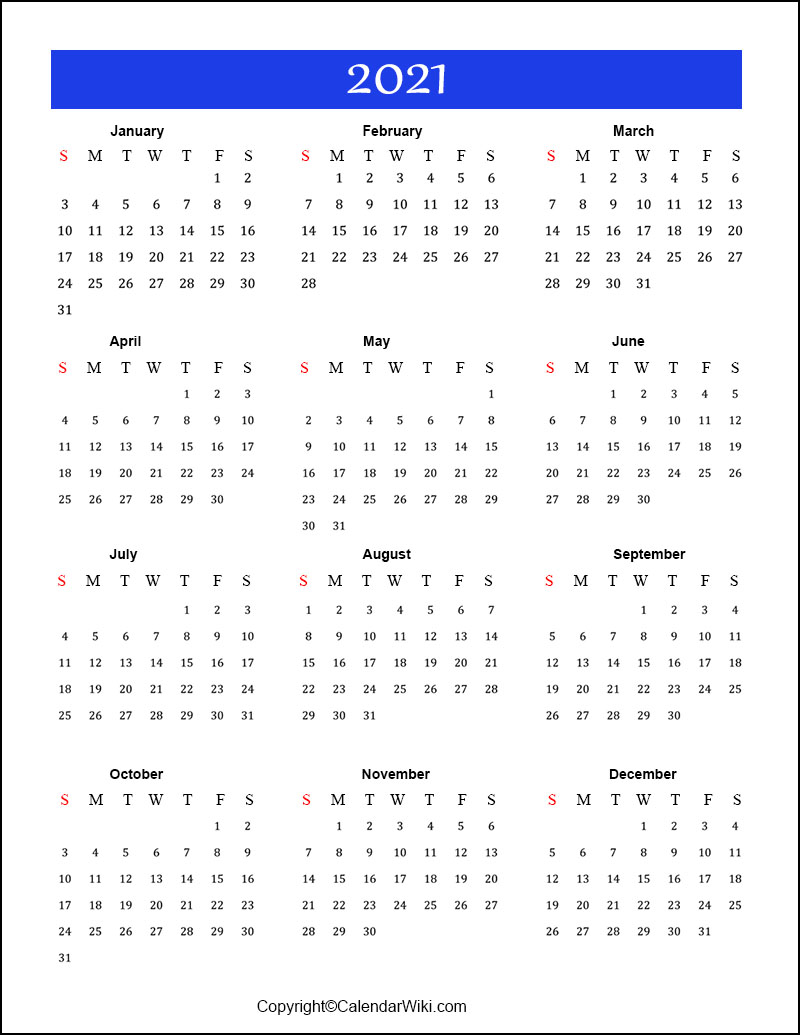 Get organized and stay on schedule with the best calendar apps for android and ios. Free Printable Calendar 2021 Templates PDF, Word