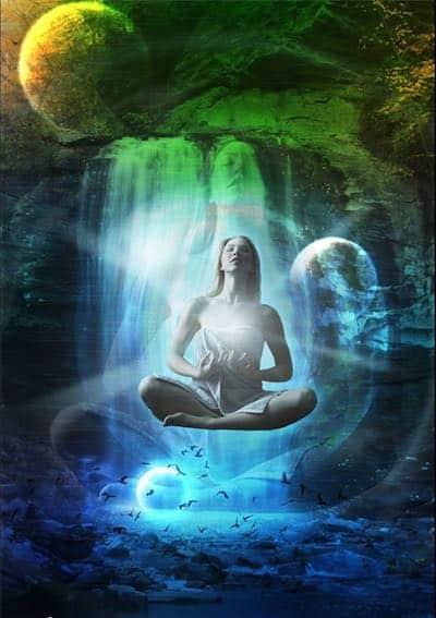 calendrier lunaire spiritualité voeux nouvelle lune