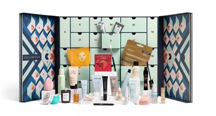 Calendrier de l'Avent beauté feelunique 2020 : avis, contenu, code promo ! (et spoiler)
