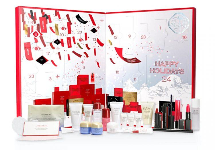 Calendrier de l'Avent beauté Shiseido 2020 : avis, contenu, code promo ! (et spoiler)