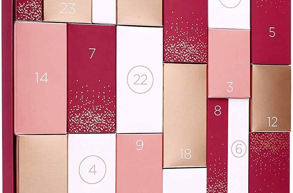 Calendrier de l'Avent L'Oréal Paris multi marques 2020 : avis, contenu, code promo !