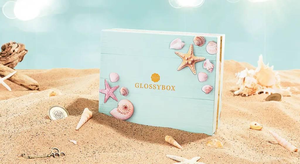 Spoiler contenu glossybox juillet 2021 code promo 10€