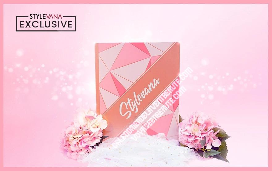 Calendrier de l'Avent Beauté Stylevana 2021 cosmétiques asiatiques K Beauty : spoiler, contenu, code promo, unboxing