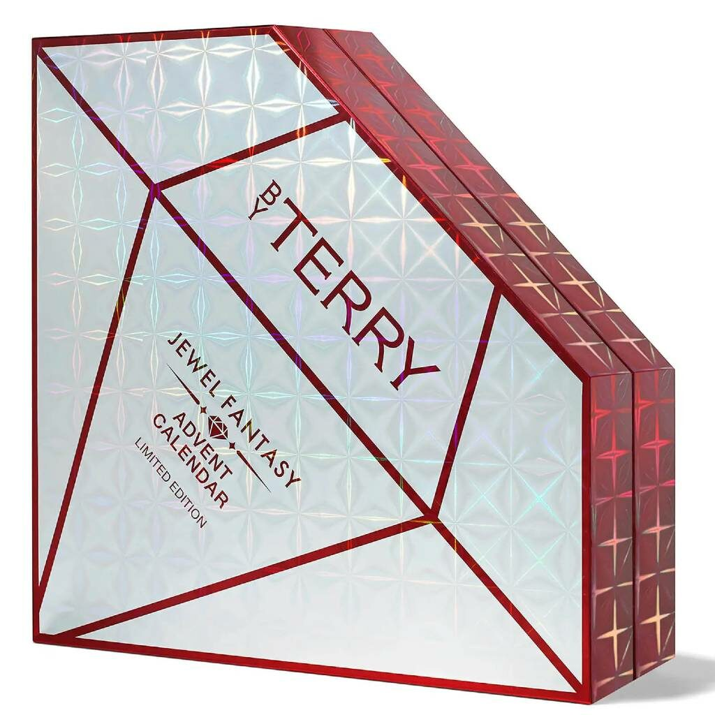 Calendrier de l'Avent By Terry 2021 : spoiler, contenu, code promo, unboxing