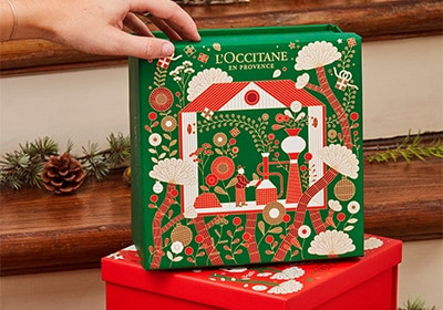 Occi Box la Box beauté L'occitane en provence