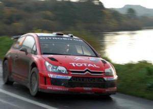 Calendrier 2010 rallye WRC
