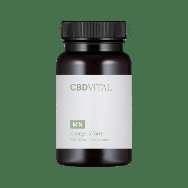 CBD-vital-omega 3-forte