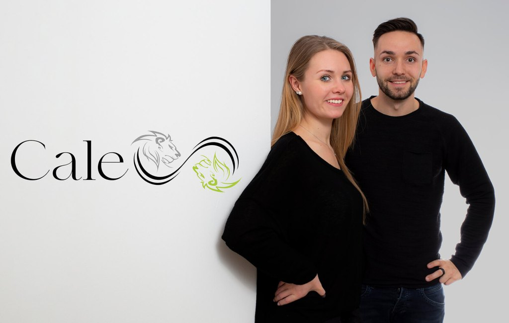 Caleoo - Sophie und Matthias